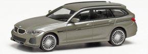 herpa 430906 BMW Alpina B3 Touring oxidgrau mettalic | Modellauto 1:87 kaufen