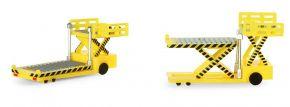 herpa 520621 Containerlader 2 Stück Bausatz 1:500 kaufen