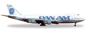 herpa 527293 B747-100 Pan Am N735PA Test WINGS 1:500 kaufen