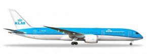 herpa 528085-002 Boeing 787-9 Dreamliner KLM  Flugzeugmodell 1:500 kaufen