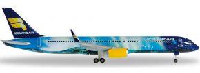 herpa 529129 B757-200 Icelandair Aurora   WINGS 1:500 kaufen