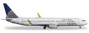 herpa 529273 B737-900 United Eco-Skies | WINGS 1:500 kaufen
