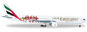 herpa 529853 B777-300ER Emirates Benfica | WINGS 1:500 kaufen