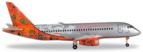herpa 531160 Aeroflot Sukhoi SSJ-100 Anniversary | WINGS 1:500