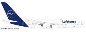 herpa 533072 A380 Lufthansa 2018 | WINGS 1:500 kaufen