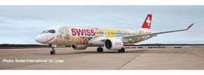 herpa 562713 Airbus A220-300 Swiss International Airlines Fete des Vignerons Flugzeugmodell 1:400 kaufen