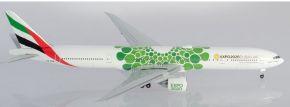 herpa 533720 Boeing 777-300ER Emirates Expo 2020 Sustainability Livery Flugzeugmodell 1:500 kaufen
