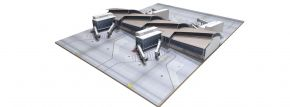 herpa 533881 Los Angeles Flughafen Midsection Tom Bradley International Terminal Bausatz 1:500 kaufen