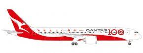 herpa 534079 Qantas Boeing 787-9 Dreamliner Jubiläum | Flugzeugmodell 1:500 kaufen