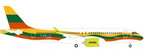 herpa 534123 airBaltic Airbus A220-300 Lithuania | WINGS 1:500 kaufen