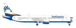 herpa 534291 Sun Express Deutschland Boeing 737 Max 9 | Flugzeugmodell 1:500 kaufen