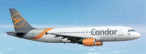 herpa 534307 Condor Airbus A320 D-AICC | Flugzeugmodell 1:500 kaufen