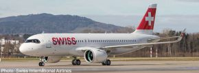 herpa 534413 Swiss International Air Lines Airbus | Flugzeugmodell 1:500 kaufen