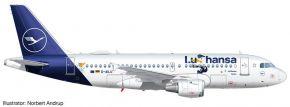 herpa 534451 Airbus A319 Lufthansa Lu | Flugzeugmodell 1:500 kaufen