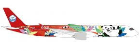 herpa 534499 A350-900 Sichuan Panda Route | Flugzeugmodell 1:500 kaufen