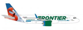 herpa 534697 Airbus A320neo Frontier Flo the Flamingo Flugzeugmodell 1:500 kaufen