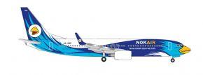 herpa 534888 Boeing 737-800 Nok Air Flugzeugmodell 1:500 kaufen