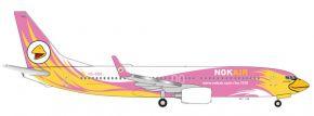 herpa 534956 B737-800 Nok Air pink | WINGS 1:500 kaufen
