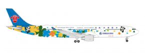 herpa 535205 Airbus A330-300 China Southern Airlines Import Expo Flugzeugmodell 1:500 kaufen
