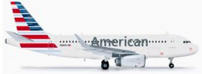herpa 556330 American Airl. A319 mit Sharklets WINGS 1:200 kaufen