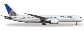 herpa 557078 B787-9 United Airlines WINGS 1:200 kaufen
