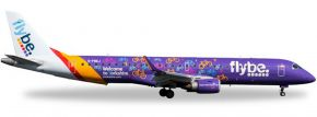 herpa 558297 E195 FlyBe Welcome Yorkshire | WINGS 1:200 kaufen