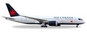 herpa WINGS 558600 Boeing 787-8 Dreamliner Air Canada new colors 2017 Flugzeugmodell 1:200 kaufen