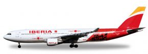 herpa 558624 Airbus A330-200 Iberia Madrid Heart of Spain Flugzeugmodell 1:200 kaufen