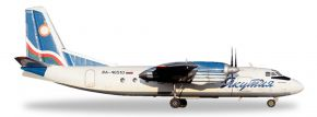 herpa WINGS 558839 Antonov AN-24RV Yakutia Airlines Flugzeugmodell 1:200 kaufen