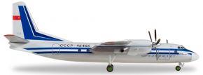 herpa 558914 Aeroflot Antonov AN-24RV | WINGS 1:200 kaufen
