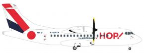 herpa 559409 ATR-42-500 Hop! for Air France Flugzeugmodell 1:200 kaufen
