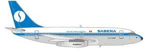 herpa 559942 Boeing 737-200 Sabena Flugzeugmodell 1:200 kaufen