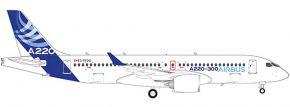 herpa 562690 Airbus A220-300 | WINGS 1:400