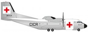 herpa 570701 Balair International Red Cross Transall C-160 - HB-ILN | Flugzeugmodelle 1:200 kaufen