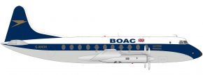 herpa 570817 BOAC Vickers Vicount 700 | Flugzeugmodell 1:200 kaufen