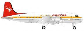 herpa 570855 Qantas Douglas DC-4 | Flugzeugmodell 1:200 kaufen