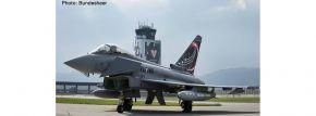 herpa 571210 Eurofighter Typhoon Austrian Air Force Überwachungsgeschwader Flugzeugmodell 1:200 kaufen