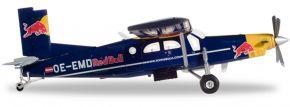 herpa 580304 Flying Bulls Pilatus PC-6 Turbo Porter   WINGS 1:72 kaufen