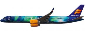 herpa 610735 B757-200 Icelandair Aurora | WINGS 1:200
