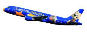 herpa 611695 Airbus A320 Eurowings Europapark  Steckbausatz 1:200 kaufen