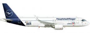 herpa 613156 A320neo Lufthansa BER | Hauptstadtflieger | Snap-Fit WINGS 1:200 kaufen