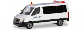 herpa 700696 Mercedes-Benz Sprinter 2013 Bus Schwertransportbegleitung Bundeswehr Militär Spur H0 kaufen