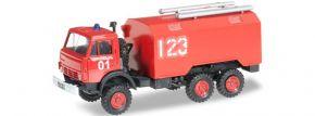 """herpa 744966 Kamaz 5320 Koffer-LKW """"FW"""" Blaulichtmodell 1:87 kaufen"""