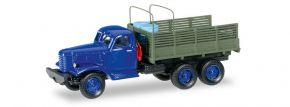 herpa 745581 ZIS 151 M LKW mit Ladung Ministerium für Geologie UDSSR LKW-Modell 1:87 kaufen