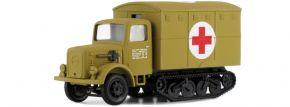 herpa 745703 Magirus Maultier Rotes Kreuz | Militär 1:87 kaufen