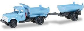 herpa 745758 ZIL 130 MuKiHgz blau | Militär 1:87 kaufen
