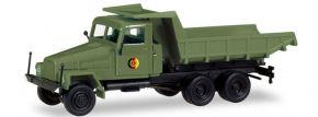 herpa Military 746083 IFA G5 Muldenkipper 3achs NVA  LKW-Modell 1:87 kaufen