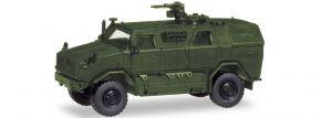 herpa 746168 ATF Dingo unbedruckt | Militär 1:87 kaufen