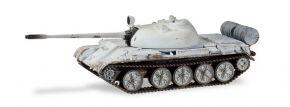 herpa 746311 Kampfpanzer T-55 Wintertarnung Sibirien 1960-1965 Militärmodell 1:87 kaufen