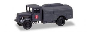herpa 746335 Mercedes-Benz 3000 Tankfahrzeug Jagdgeschwader 1 Militärmodell 1:87 kaufen